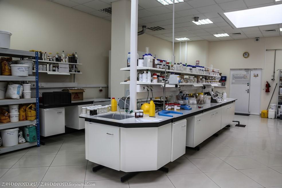 Вестт - Лаборатория