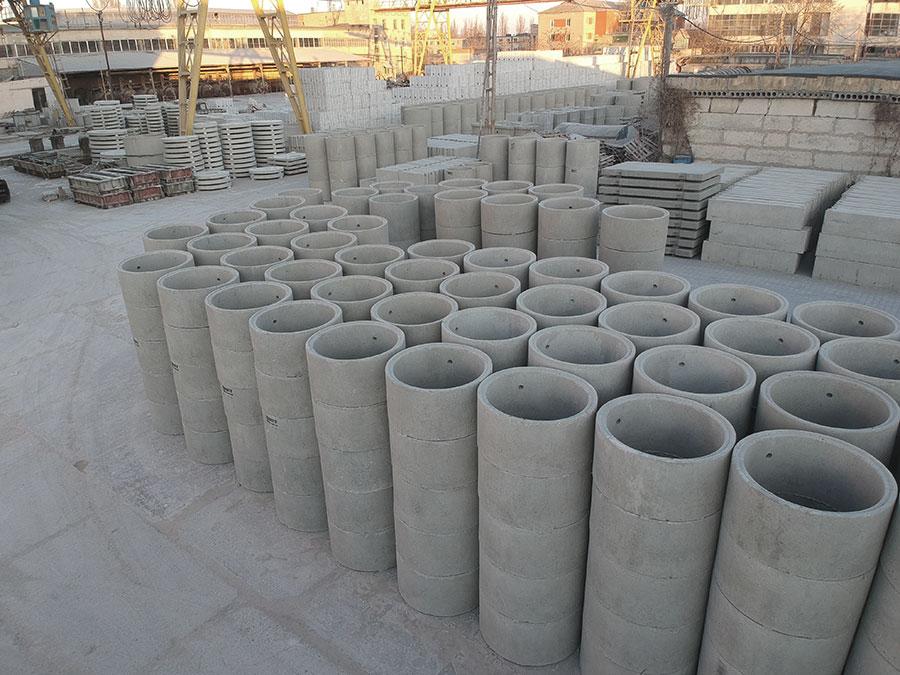 кольца бетонные Вестт